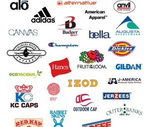 Top Clothing Brands