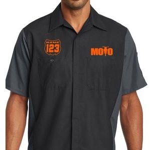 Design and customize workwear and uniforms